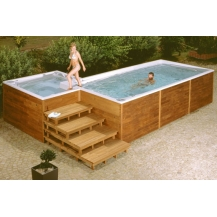 Swim Spa Combi Spa